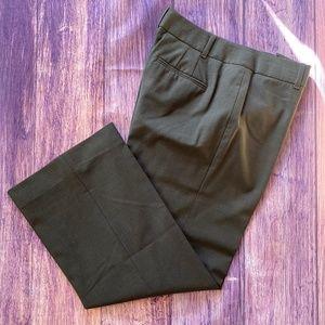 Ann Talor Women's Brown Dress Pant 10